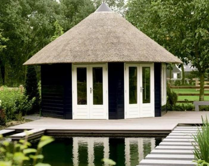 prima octagonal summer house